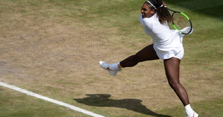 WILLIAMS A LA FINAL EN WIMBLEDON